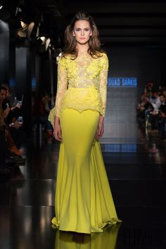 Fouad Sarkis Collection 2015 - Haute couture - http://fr.flip-zone.com/fashion/couture-1/independant-designers/fouad-sarkis-5282