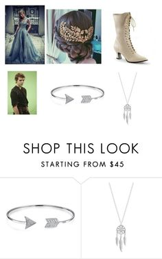 """Dancing With Pan"" by christiana-samuel on Polyvore featuring Funtasma, Once Upon a Time, Bling Jewelry and Lucky Brand"