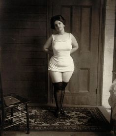 allegedly a prostitute of the old west--photo is uncredited on the website