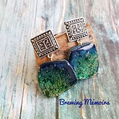 Polymer Clay Jewelry, Druzy Ring, Instagram, Rings, Ring, Jewelry Rings
