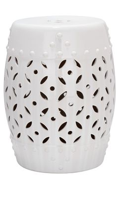 """""""White Garden Stools"""" """"White Garden Stool"""" Ideas By InStyle-Decor.com Hollywood, for more beautiful """"garden stool"""" inspirations use our site search box entering term """"garden stool"""" garden stools, garden stool ideas, garden stools for sale, garden stools wholesale, colored garden stool, colored garden stools, ceramic garden stools, ceramic stools, ceramic side table, ceramic side tables, chinese garden stool, chinese garden stools,"""