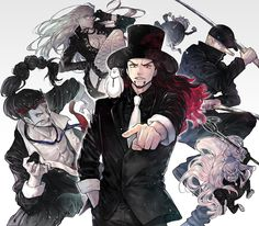 One Piece, CP9 Kaku One Piece, Cp9 One Piece, One Piece World, One Piece Images, One Piece Pictures, One Piece Fanart, One Piece Anime, Lucci, Manga Art