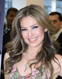 I LOVE your smile @Thalia <3