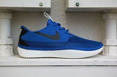 Royal Nike Moccasin