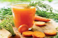 Fitoterapia para bajar el colesterol: Zanahoria