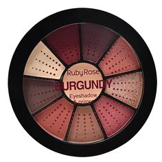 Burgundy Mini ruby eyeshadow palette from Ruby Rose ? More tones to the pink and warm browns. Cheap Makeup, Makeup To Buy, Diy Makeup, Beauty Makeup, Base Makeup, Makeup Style, Makeup Palette, Eyeshadow Palette, Burgundy Eyeshadow