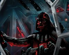 Star Wars Forever — roguedameron: The Card Art of Ryan Barger