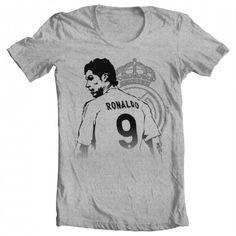 Ronaldo Real Madrid Shirt