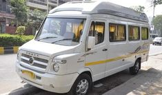 15 Seater Tempo Traveller can accommodate 15 person comfortably travel. Get ready yourself to explore outstation journey through Tempo Traveller. We are one of most famous tempo traveller rental company Delhi based. This travel agency has PKN Modified tempo traveller for outstation tour package from Delhi. Available various seating tempo traveller include 15 seater luxury tempo traveller with pushback seats. We offer outstation tour package services from Delhi for group package by Travel…