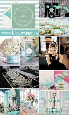 Invitaciones para Despedida de soltera, Invitaciones Despedida de soltera, Fiesta desayuno con diamantes, fiesta audrey hepburn  Para Más Info Visita: www.LaBelleCarte.com  Online brida shower invitations, online bridal shower cards, bridal shower ideas, bridal shower breakfast at tiffanys, breakfast at tiffanys party, breakfast at tiffanys ideas  For More Info Visit: www.LaBelleCarte.com/en