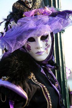 purple passion mask