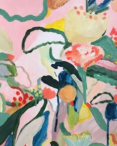 Inspo Artist Crush: Joan Mitchell on how nature inspired her art Laura Gee Abstract Art abstract art Art artist Crush Gee Inspired Inspo Joan LAURA Mitchell Nature Joan Mitchell, Art Floral, Art And Illustration, Painting Inspiration, Art Inspo, Kunst Inspo, Abstract Nature, Art Nature, Abstract Flowers