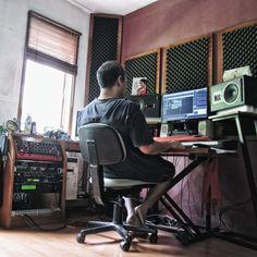 My Cockpit 2015 Home Recording Studio Recording Studio, Tv On The Radio, Rec Rooms, Music Studios