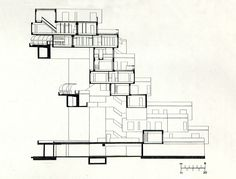 Image 16 of 18 from gallery of AD Classics: Habitat 67 / Safdie Architects. © (2001) Canadian Architecture Collection, McGill University