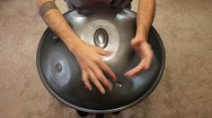 Saraz Handpan B Minor 11 B Minor, Nc Usa, Low End, Traditional Japanese, Scale, Notes, Leaves, Music, Top