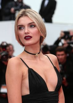 The Best Beauty Looks From Cannes Film Festival 2016   StyleCaster