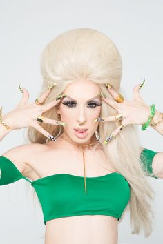 We have all come to know and love Justin Honard as Alaska Thunderfuck, Alaska 5000 or just Alaska, one of the most dynamic, funny and unusual contestants to ever compete in the race to become America's Drag Superstar. Alaska originally started doing drag at the end of college and then became a part of the …