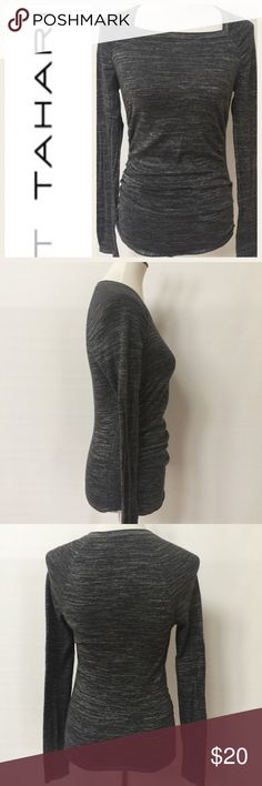 Selling this T Tahari Long Sleeve Pullover on Poshmark! My username is: dcgirl04. #shopmycloset #poshmark #fashion #shopping #style #forsale #T Tahari #Tops