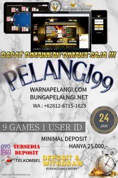 #poker#pokeronline#pokerstars#pokerface#judionline#judibola #bandarq#aduq#pkvonline#Juditogel#pokeruangasli#situspokeronline #judionlinepoker#pokeronline#menangbanyak#capsasusun #sakong#pokerpro#medan#jakarta#indonesia#pelangi99
