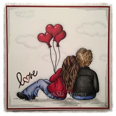Valentine by Andrea@SheepSki Desings - SheepSki Designs: SheepSkiDesigns