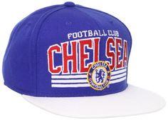 3cedababd41 Chelsea Soccer Snapback Adjustable Cap