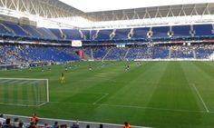 Espanyol - Genoa 17/8/2014