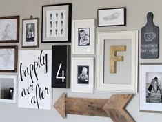 50 Creative Ways To Display Your Photos On The Walls | DigsDigs