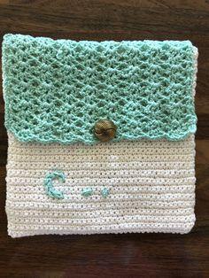 Pochette Rose, Blanket, Crochet, Bags, Handbags, Ganchillo, Blankets, Cover, Crocheting
