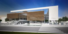 2. Mansiyon - Antalya Gazipaşa Belediye Hizmet Binası, Ticaret Merkezi ve Yakın Çevresi Ulusal Mimari Proje Yarışması - kolokyum.com