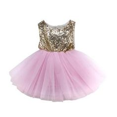 Princess Kids Baby Girl Dress Fancy Wedding Dress Sleeveless Sequins Party Birthday Baptism Dress For Girl Summer Dresses Fancy Wedding Dresses, How To Dress For A Wedding, Elegant Party Dresses, Sequin Wedding, Girls Baptism Dress, Girls Party Dress, Baby Baptism, Pink Tutu Dress, Baby Dress