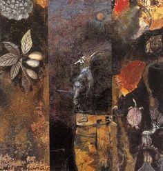 Nick Bantock collage... Artwork for the soul.