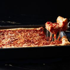 Hello? Is That You, Deep Dish Pizza?  on Food52