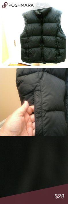 Pacific Trai  Down  Black Vest  Puffer , L DOWN VEST, SZ L, IN NICE CONDITION . Jackets & Coats Puffers