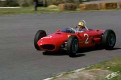 1962 GP Holandii (Ricardo Rodriguez) Ferrari 156