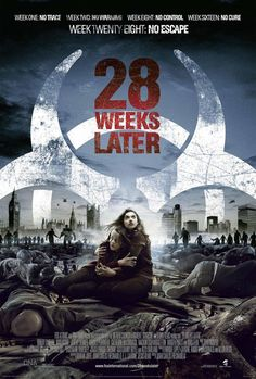 28 Weeks Later (From my TBS Board) 10/29/13 Well that was lovely and depressing. Body Count - No idea...they killed just about everybody. *DVD Forum Challenge*