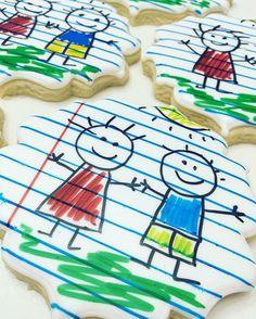 👫 Back to school!!!! #decoratedcookies #doughmestichousewife #thedoughmestichousewife