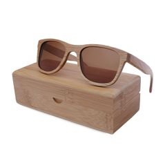 c85ea3d822 BerWer New 2018 Bamboo Sunglasses Men Wooden Sunglasses Women Designer  Mirror Original Wood Sun Glasses-in Sunglasses from Women s Clothing    Accessories on ...