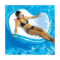 Sportsstuff Rock N Roll Lounge Pool Inflatable