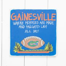 Gainesville: Where memories are made and tailgates last all day! #GloryHaus