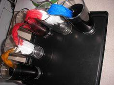 Eksperyment - Przelewanie wody | Karolowo Frankowa mama
