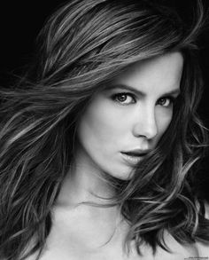Kate Beckinsale...my girl crush, if I would've had one!