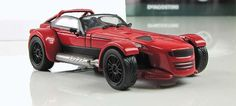 Donkervoort D8 GTO 1:43 ALTAYA  Supercar  series mod & mag № 69