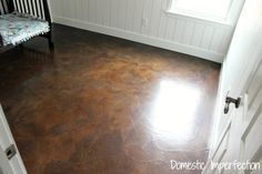 My Paper Bag Floor - One Year Later