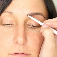 Tips for filling in natural looking brows!