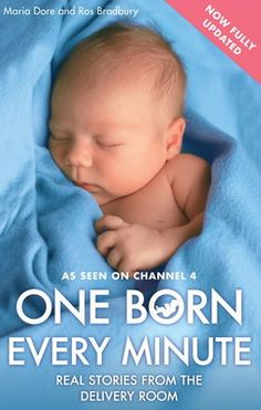 If you enjoyed Channel 4's Bafta-winning documentary series, this book is for you! One Born Every Minute - Real Stories from the Delivery Room  eBook £4.49