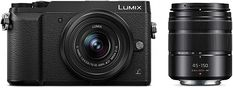 Panasonic LUMIX Digital Camera, and Lens Bundle, 16 Megapixel Mirrorless Camera Kit, 5 Axis In-Body Dua Focus Camera, Slr Camera, Audio Recording Devices, Camera Aesthetic, 4k Photos, System Camera, Photography Themes, Electronic Gifts, Home Decor Ideas