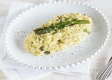 Los risottos, la receta italiana de arroz que triunfa en el mundo