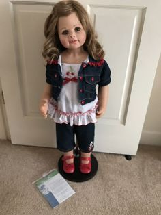 monika peter leicht Masterpiece Doll Eliza #Masterpiece