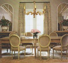 Country French Decorating Magazine Photo By Chipper Hatter