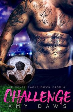 Challenge by Amy Daws is one of the best sports romance books worth reading. If you're a fan of sports romance books, check out the full list of best sports romance books here! Free Romance Books, Romance Novels, Free Books, Book Series, Book 1, Amy, Indie, This Is A Book, Dimples